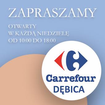 Carrefour otwarty w niedziele!